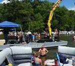 Band on the Barge Big Liquor