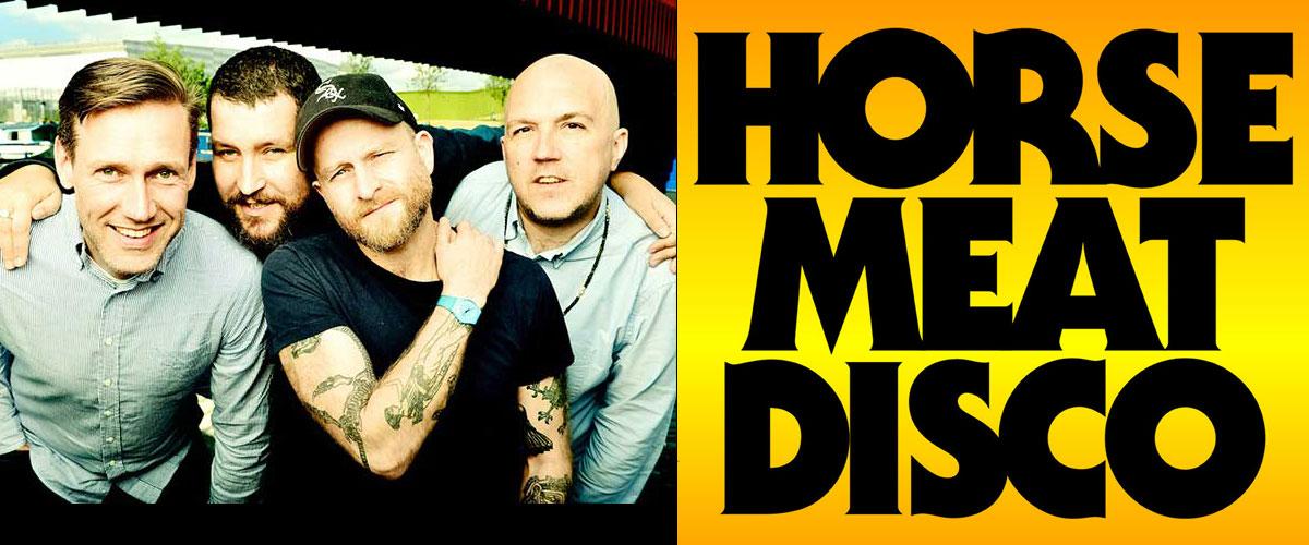 Horse Meat Disco DJs.