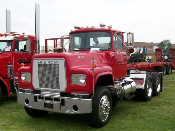 Mack Titan Dump Truck View Diagram 2009 Mack Trident Australian Mack
