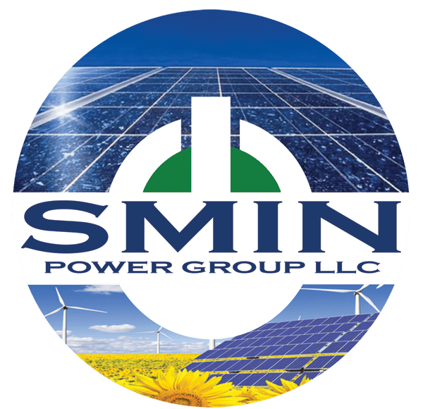 Logo Design For SMIN Power Group