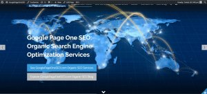 Website Design and SEO for SEO Services