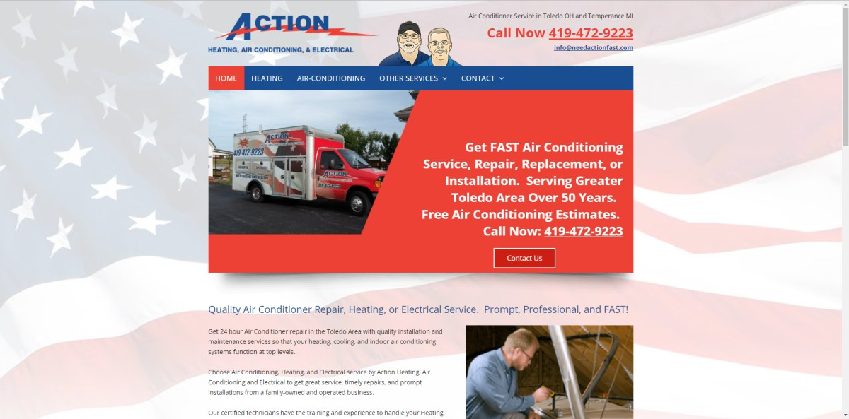 SEO Service For HVAC Heating and Air Conditioning Contractors