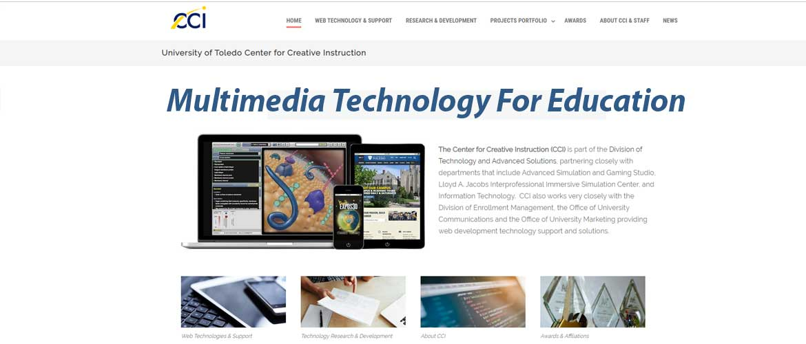 Educational or Academic Website Design Service