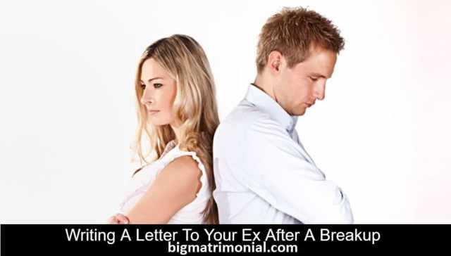 Ex After A Breakup Bigmatrimonial