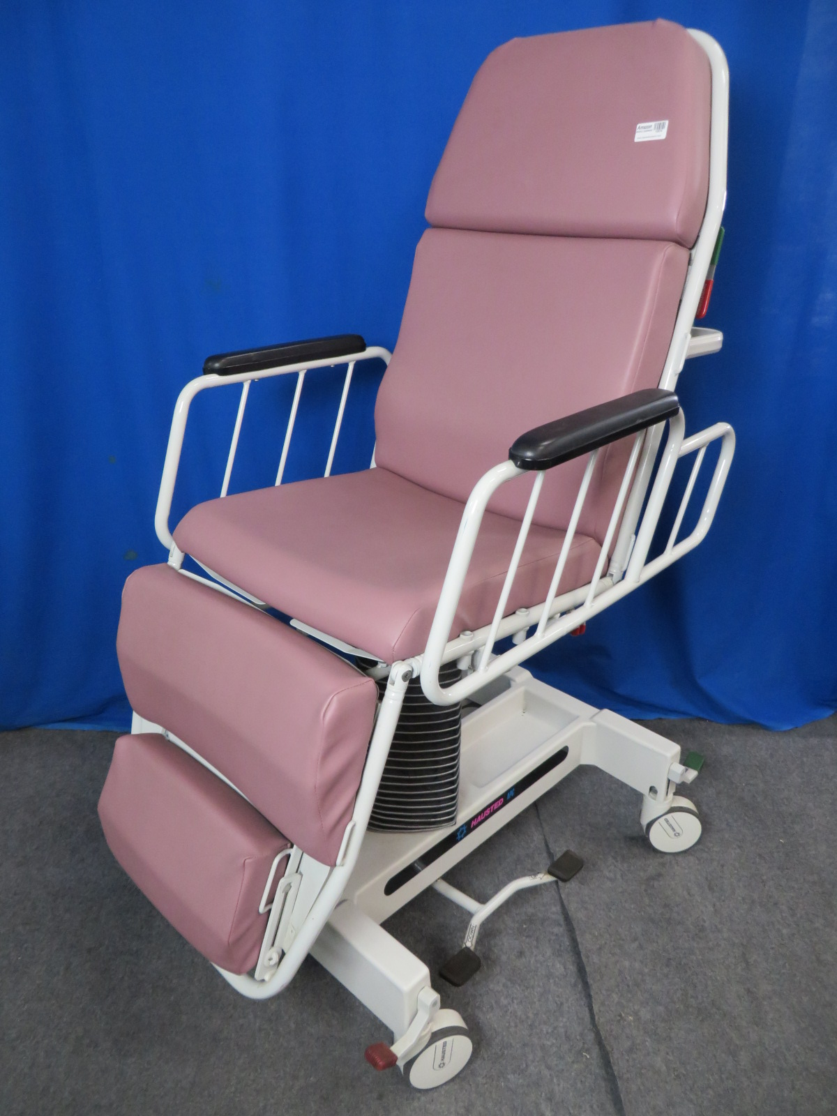 Stretcher Chair Hausted Ap115000 All Purpose Chair Stretcher Chair 90 Day Warranty