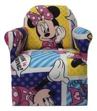 Minnie Mouse Kids Chair - BigMickey.ie