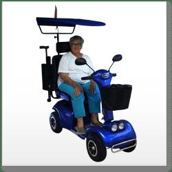 mobility scooter testimonials - testimonial3