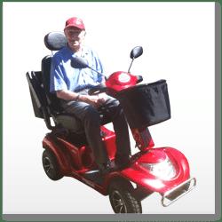mobility scooter testimonials - testimonial4