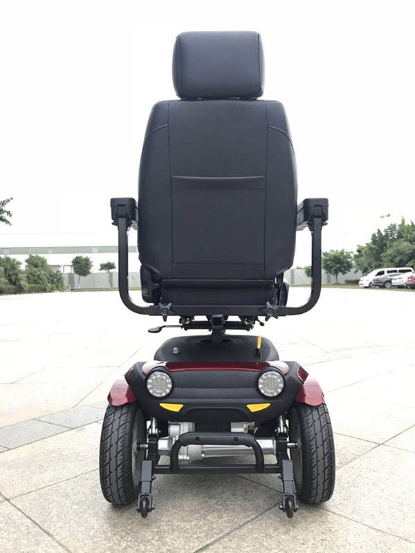 Big Mikes mobility scooter Summit K2- gallery-k2-outdoor-back2