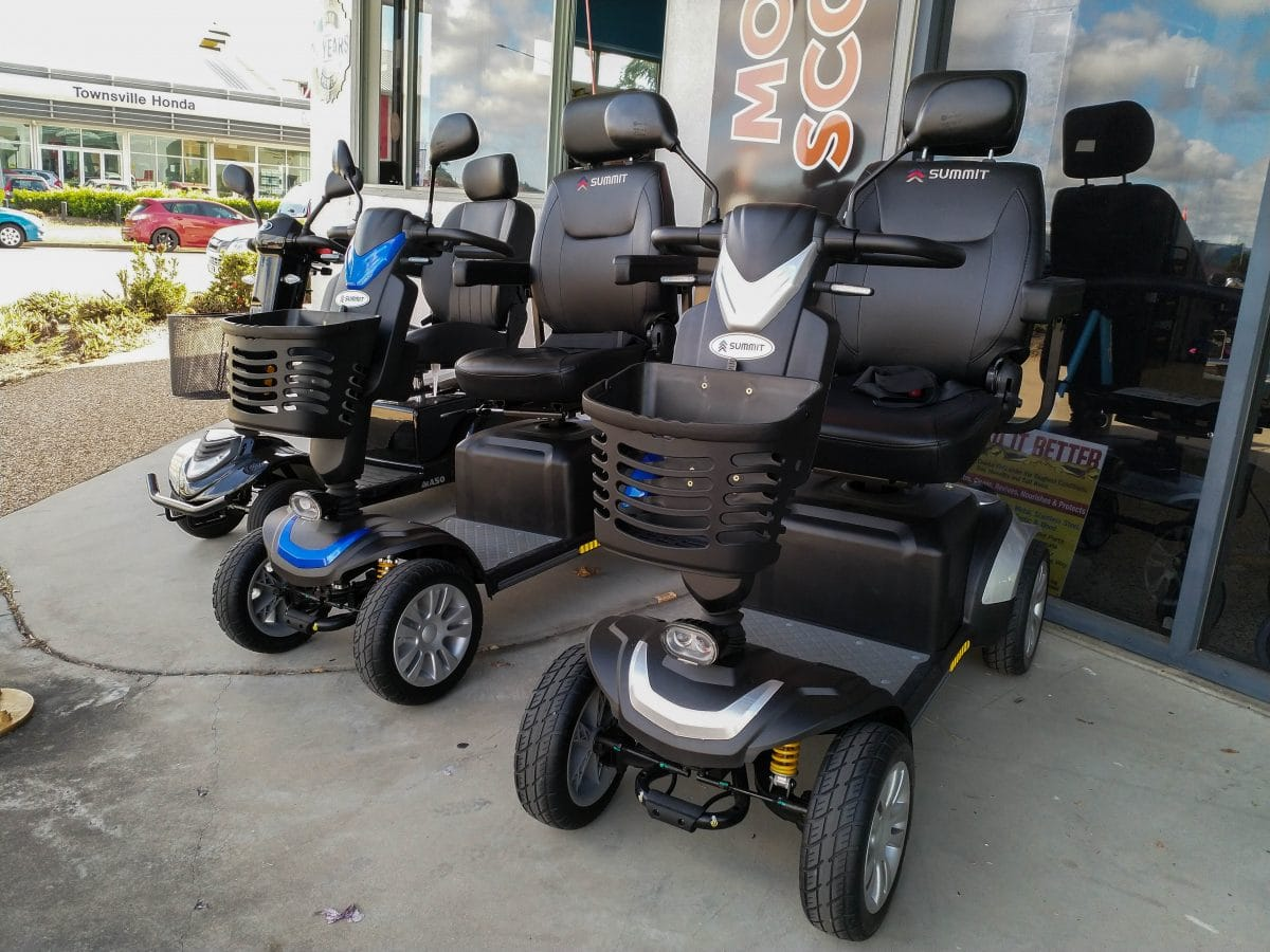 choosing a mobility scooter
