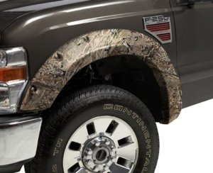 Camo Truck Accesories Fender Flares