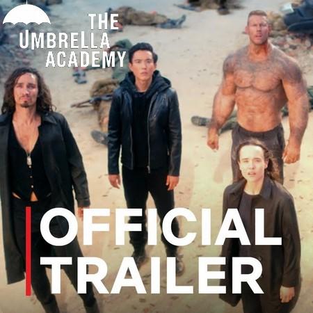 The Umbrella Academy Trailer Oficial Da Season 2 Mundo