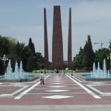 War Memorial in Ashgabat