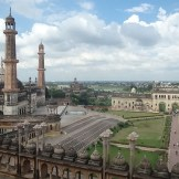 Views from Baba Imambara (Lucknow, India)