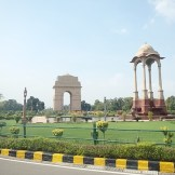 India Gate Views (Delhi, India)