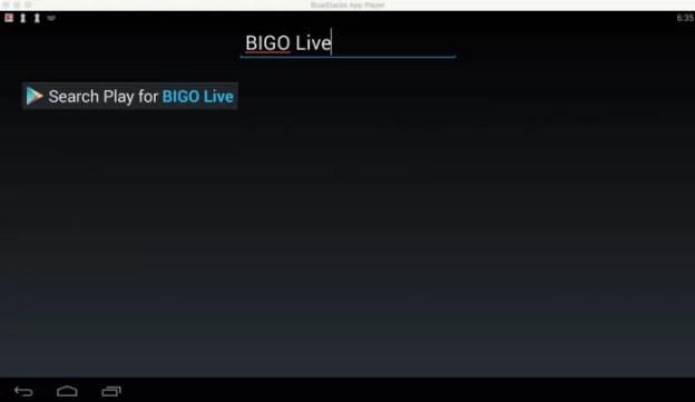 BIGO LIVE for PC Using Bluestacks