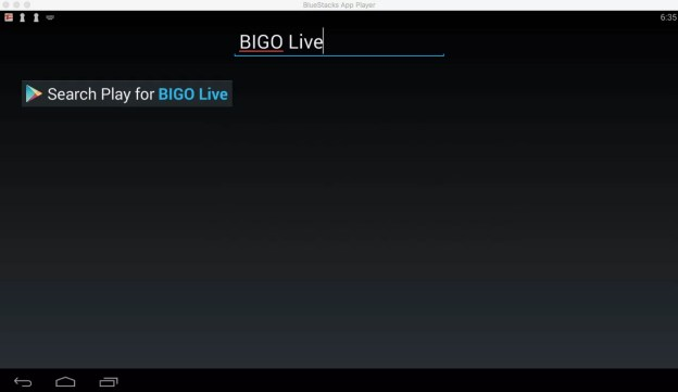 BIGO LIVE for PC Using Bluestacks
