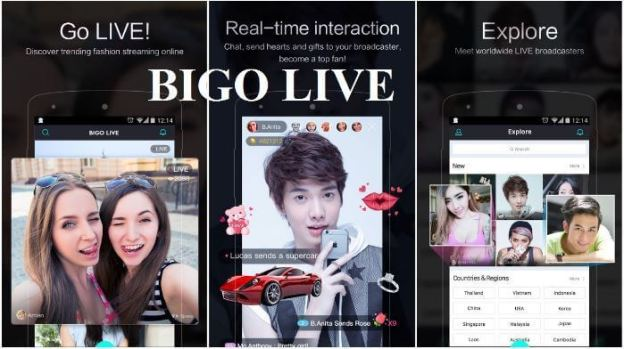 Features of BIGO LIVE PC