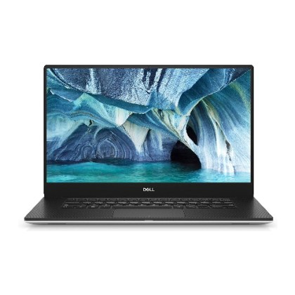 Dell XPS 15 7000 15.6-inch UHD IPS OLED Infinity Laptop – (Silver) Intel Core i7-9750H, 16 GB RAM, 512 GB SSD, NVIDIA GeForce GTX 1650 4 GB, Fingerprint Reader, Windows 10 Home