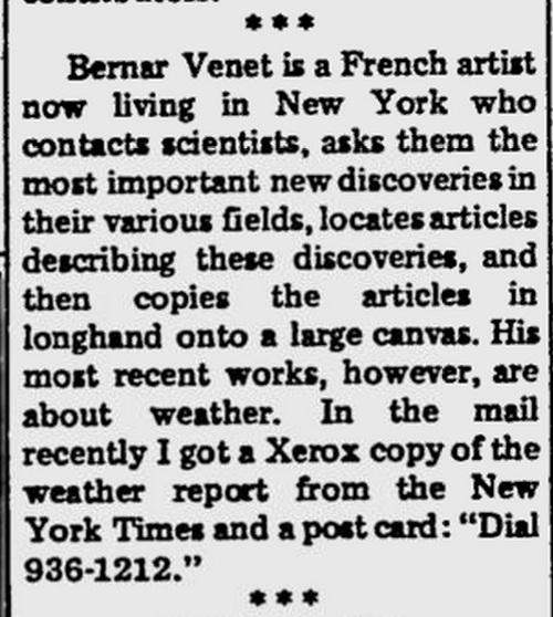 Village Voice - Mar 20 1969