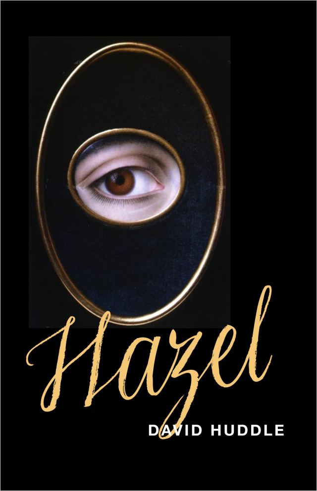 Cover for David Huddle's HAZEL
