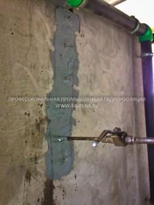 Силовое склеивание бетона СПБ эпоксидной смолой