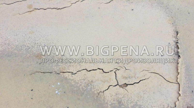Ремонт полимочевины кровли крыши мансарды СПБ