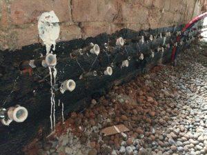 Инъекционная гидроизоляция Санкт-Петербург Питер СПБ