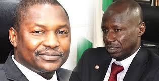Trial Of 35 Ex-Governors May Be Frustrated Over Magu, Malami Cold-war