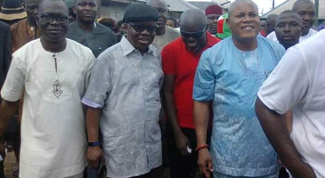Uduaghan, Macaulay, Others Grace Umeh Carnival