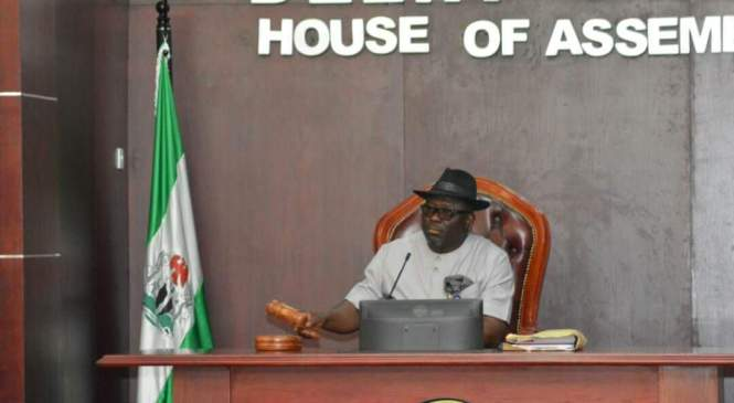 Bill To Cut Salaries, Allowances Of LG Councillors Passed 2nd Reading At Delta Assembly