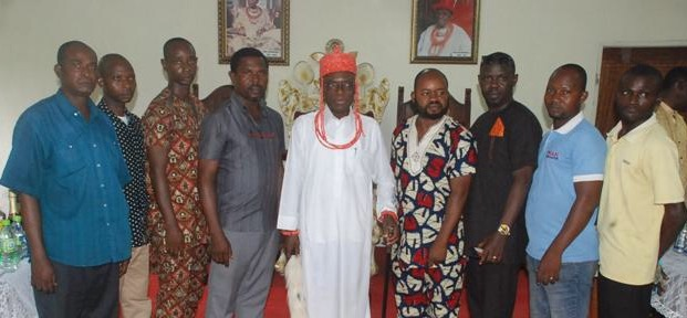 Newly Installed Okere-Urhobo Monarch Sues For Ethnic Harmony In Delta