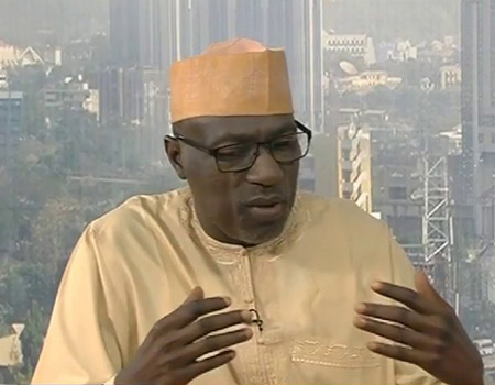 I am Not Running For President; I Just Want PDP Back To Power – Makarfi