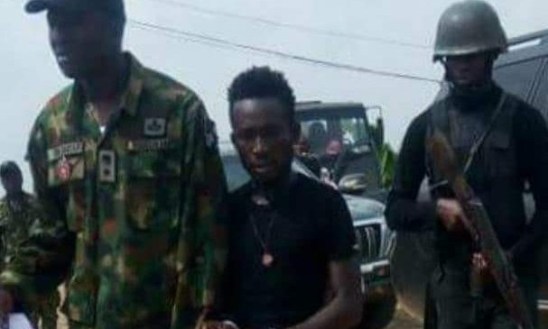 BREAKING! JTF 'Kills' N'Delta Militant Leader In Custody After His Surrender
