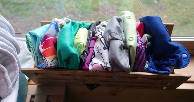 Tiny Baby, Tiny House– Minimalist Baby Registry Part 2. Cloth Diaper Edition!