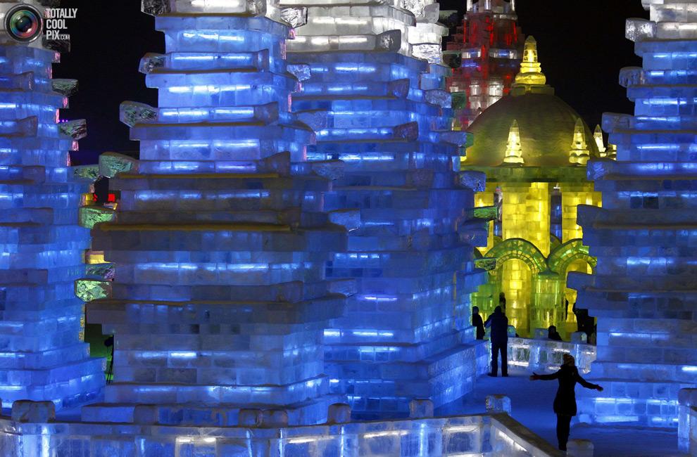 harbin N Фестиваль льда и снега в Харбине 2011 (Часть 2)