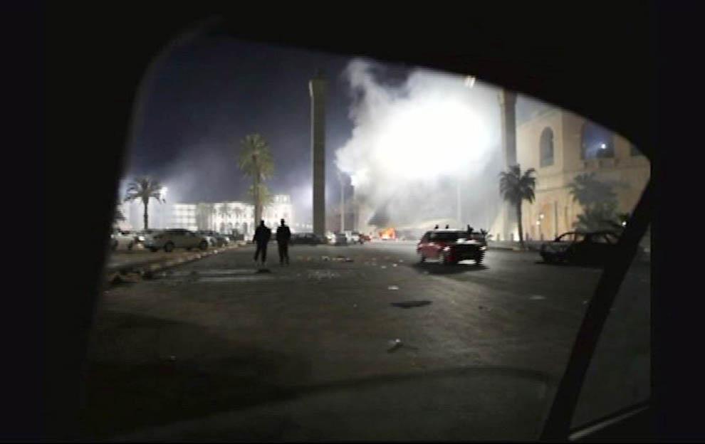 1965 Беспорядки в Ливии