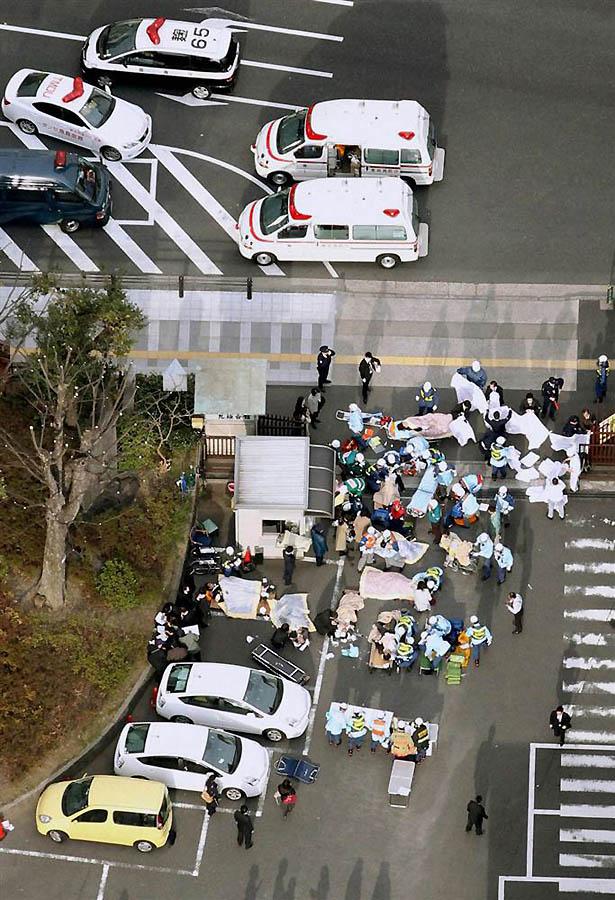 0516 Землетрясение в Японии   сильнейшее в истории страны (ОБНОВЛЕНО!)