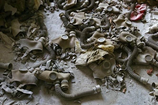 chernobil21 Вспоминая аварию на Чернобыльской АЭС 1986 года