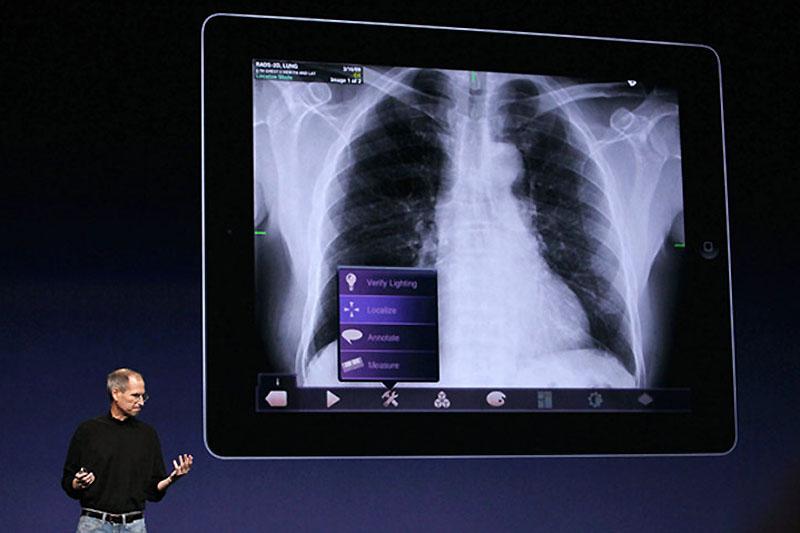 iPad208 Стив Джобс представил новый iPad 2
