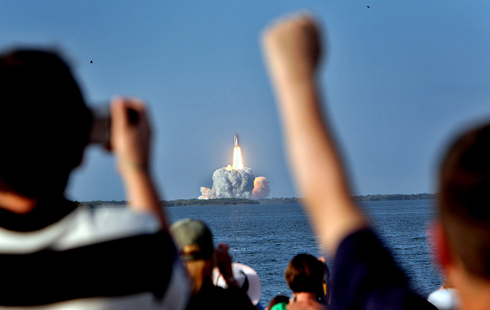 shuttle discovery 10a Последний полет шаттла Дискавери