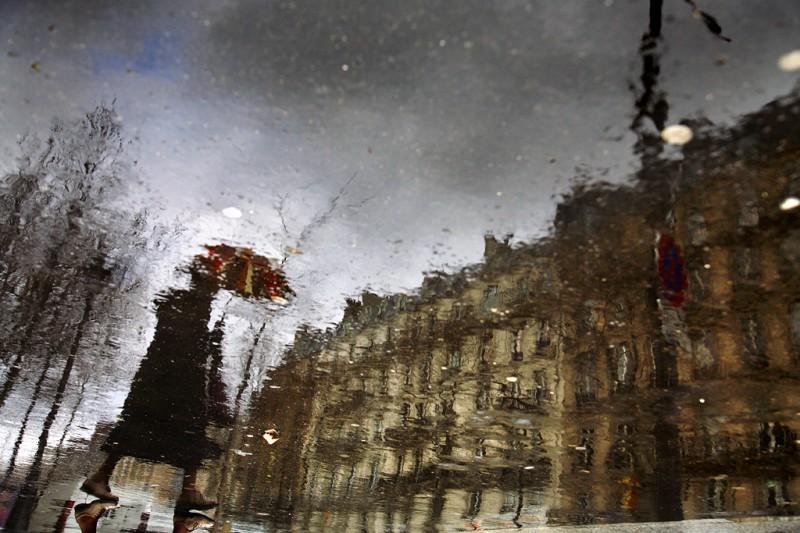 0126 800x533 Париж под дождем. Фотограф Кристоф Жакро