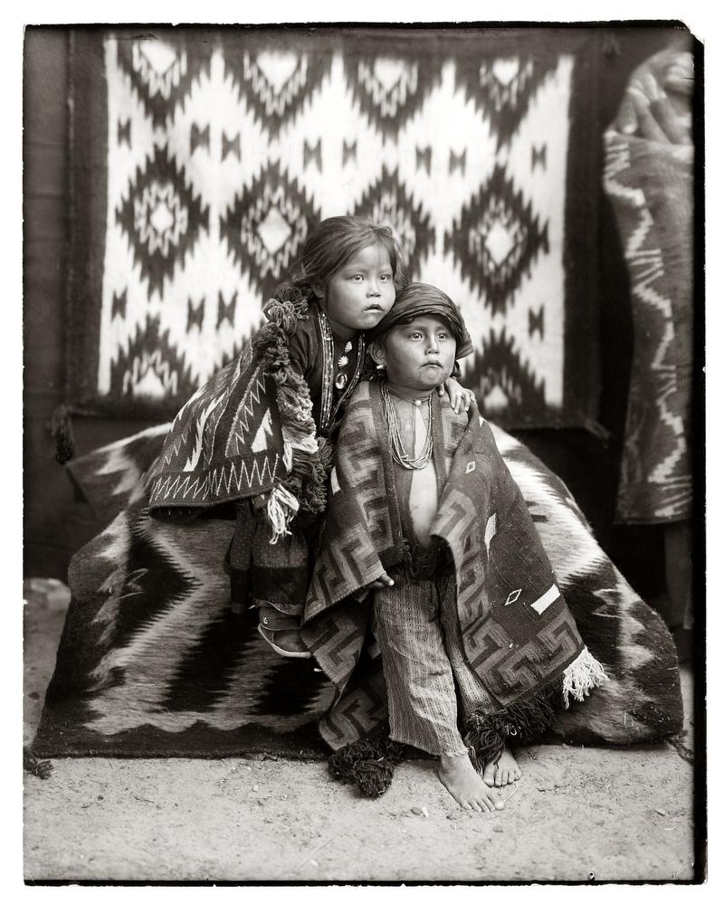 974 Фото коренных американцев