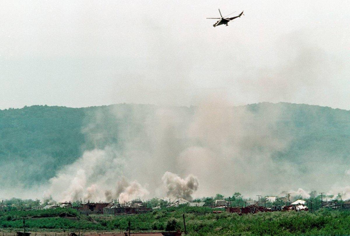1275679A Первая Чеченская война в фотографиях Александра Неменова