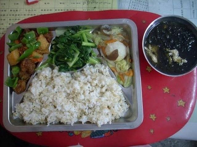 1190 Школьные обеды в разных странах мира