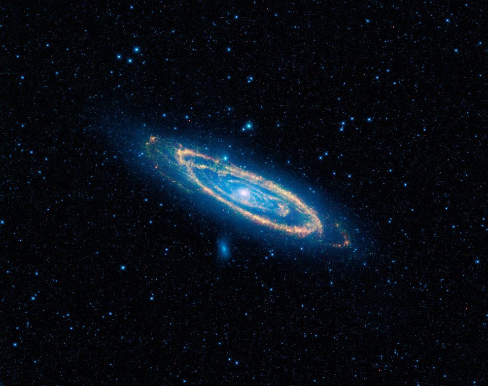 1291 Космос в тепловых лучах