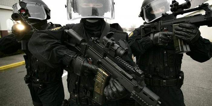GSG 9 600x300 Как выглядит спецназ в разных странах