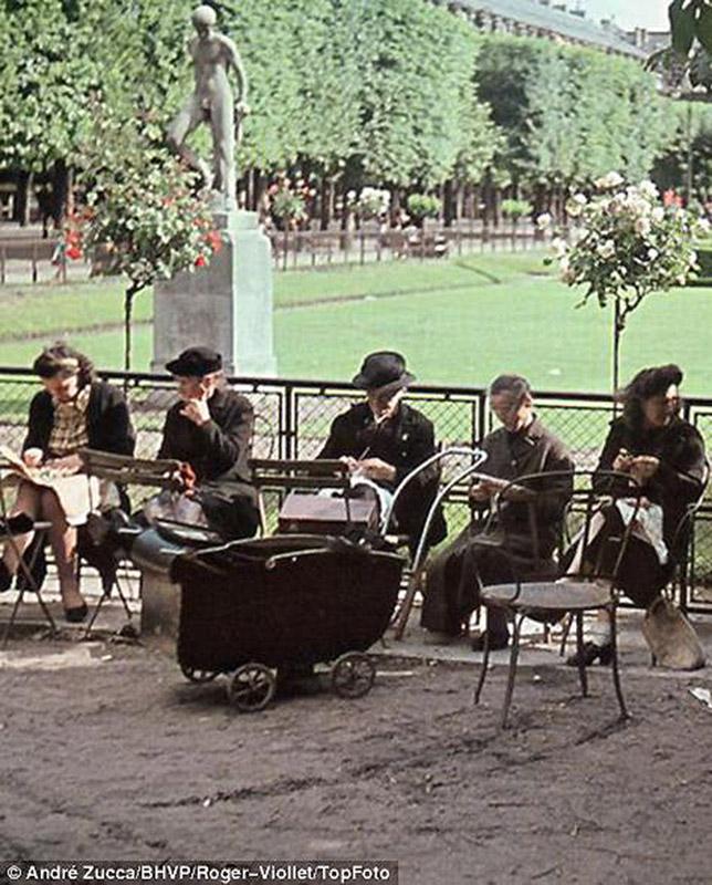 Nazioccupation37 Париж во время фашистской оккупации