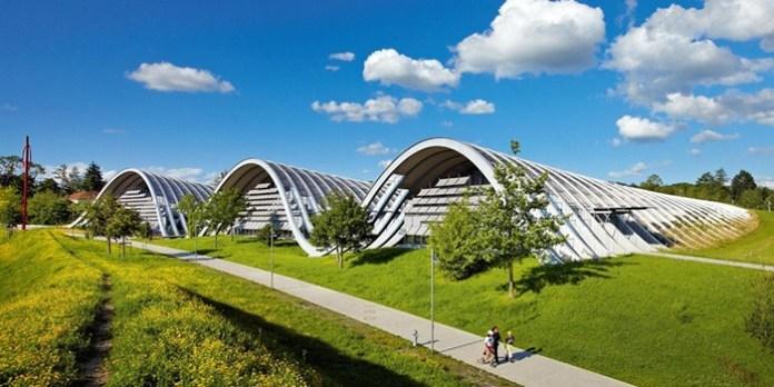 Итальянский архитектор Ренцо Пиано (2). Золотой фонд мировой архитектуры