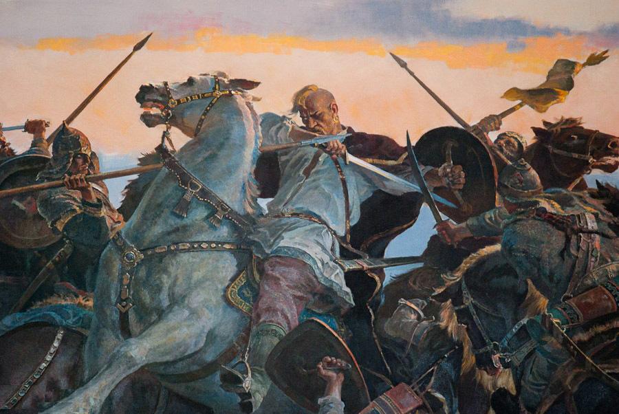 Гибель князя Святослава: кто на самом деле убил Александра Македонского древнерусской истории
